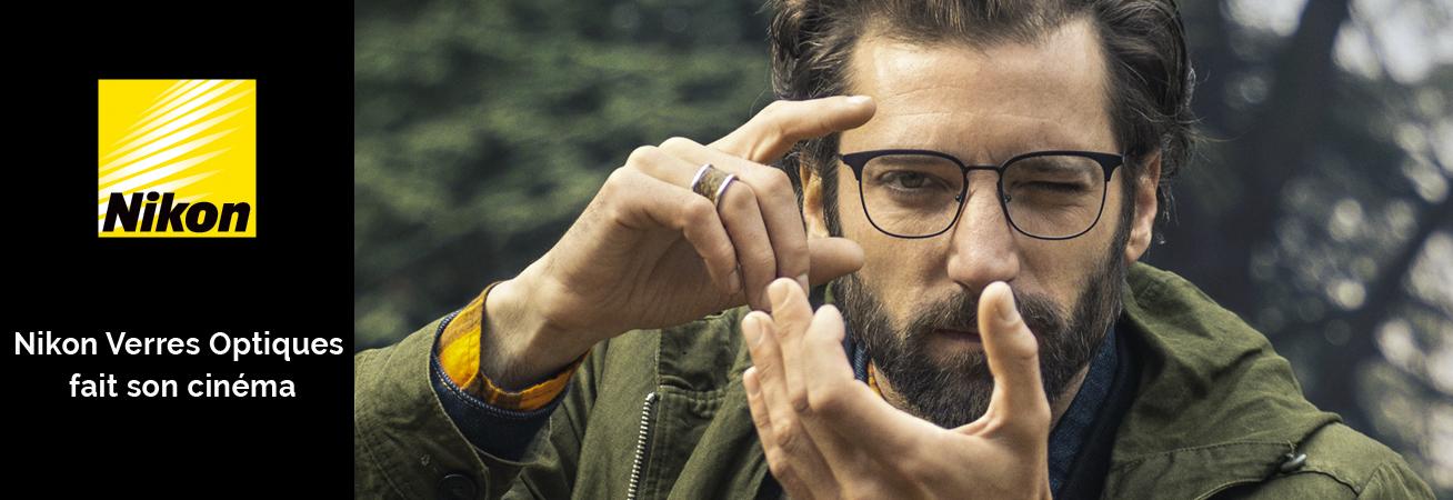 Découvrez la nouvelle campagne des Verres Optiques Nikon
