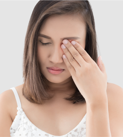 BBGR maladie de l'œil conjonctivite