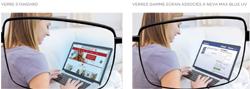 Verres Easywork mi-distance anti fatigue visuelle de BBGR Optique pour presbytes qui veulent protéger leurs yeux des écrans -ordinateurs, télévisions, smartphones, tablettes, consoles de jeux