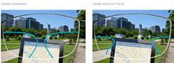 Intuitiv Plus de BBGR Optique le verre progressif qui s'adapte immédiatement à la posture des droitiers et des gauchers pour une liberté de posture dans toutes les activités quotidiennes et une vision naturelle à toutes les distances