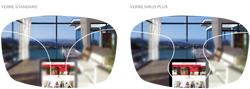 Sirus Plus de BBGR Optique les verres progressifs qui offrent une vision nette en zone de vision intermédiaire quelle que soit la distance et dans toutes les activités quotidiennes et pendant les mouvements