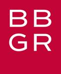 BBGR, fabricant français de verres optiques. Logo marque BBGR Optique