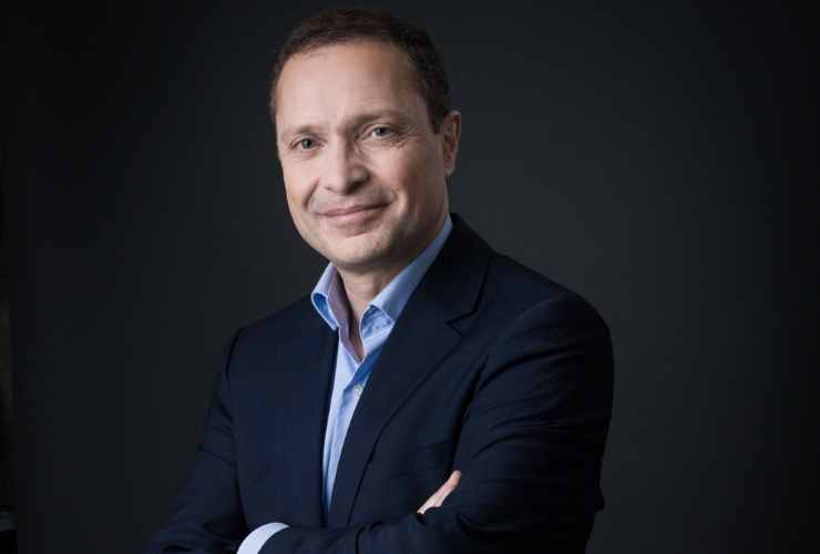 Guy SASSON succède à Prûne MARRE en tant que Président de BBGR