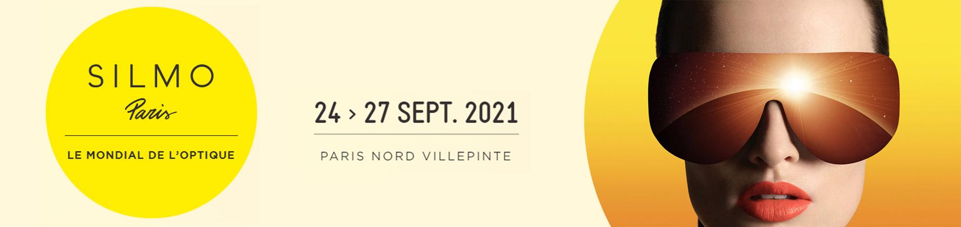 Retrouvez-nous au SILMO 2021